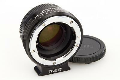 Metabones Speed Booster ULTRA Nikon F to E-mount // 30492,7