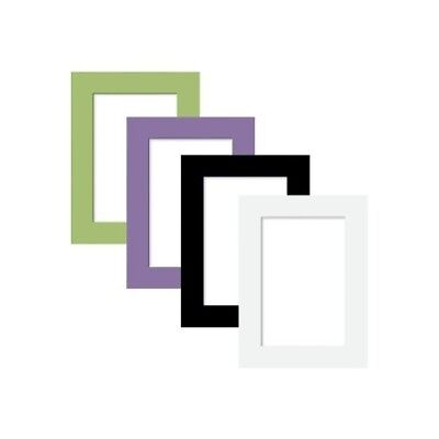 "Quartet 4"" x 6"" Magnetic Picture Frame (Assorted) - 1pk"