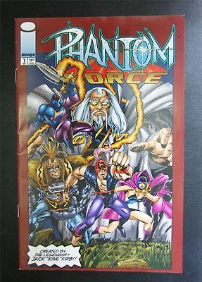 Phantom Force # 1 - Image - COMICS # 3C86