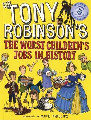 Worst Childrens Jobs In History, Robinson, Sir Tony, 9781509841950