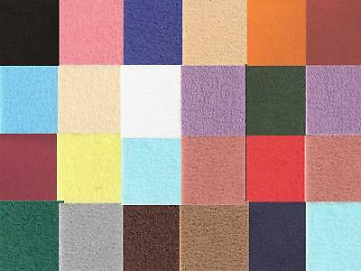 """Dolls House Carpets 19""""x13"""" 1/12th Scale Miniature 482x330mm Lots of Colours"""