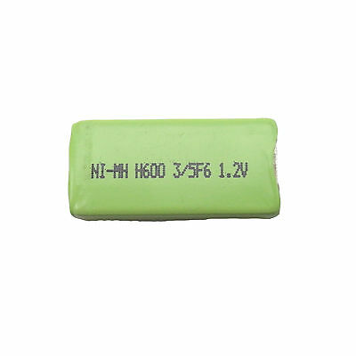 1 x 5/3 F6 600mAh 1.2V NiMH NH14WM-BC Gumstick Rechargeable Battery CD MD