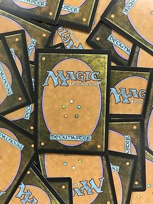 MTG Magic the Gathering English Pack of Random Bulk Rares x 50