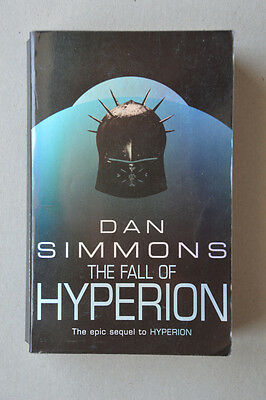 Dan Simmons The Fall Of Hyperion (Pb)