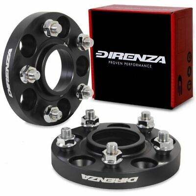 DIRENZA 5x114.3 20mm M12X1.5 67.1MM WHEEL SPACERS PAIR FOR KIA CEED SPORTAGE