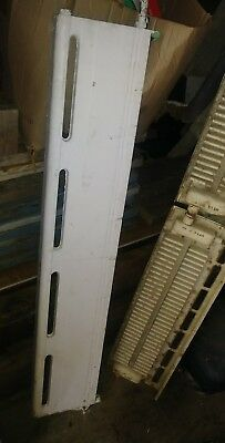 Cast Iron and Metal Baseboard Heating Sections Local Pickup Only No Shipping