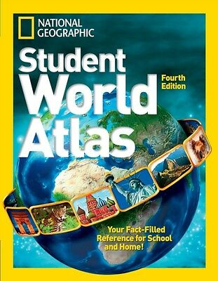 NG Student World Atlas update (National Geographic Kids) (Paperba...
