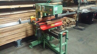 Conquest 46 Spindle Double Row Line Boring Machine Great Condition