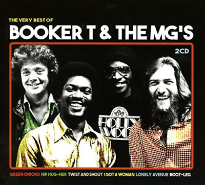 Various Artists-The Very Best Of - Booker T & The Mg`S  CD NEU