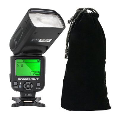 ZOMEI ZM430 Flash Light Speedlite Flashlight GN56 for Canon Nikon Sony Camera