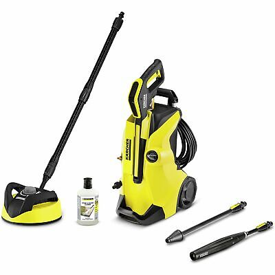 Karcher K4 Control Home Pressure Washer 1800W 130 Bar