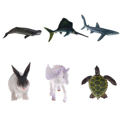 Realistic Animal Model Figure Figurine Toy Home Decoration Collections Gifts