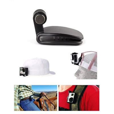 Travel Quick Clip Mount for GoPro HD Hero 2 3 3+ 4 Camera Accessories Brand New