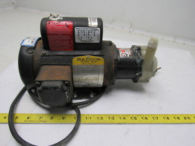"""March TE-5C-MD Magnetic Drive Pump .25HP 1/4HP 115/230V 1PH 1""""IN X 1/2""""OUT"""