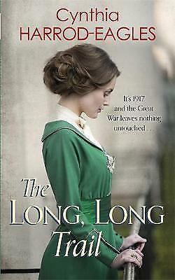 The Long, Long Trail: War at Home, 1917, Harrod-Eagles, Cynthia, New condition,