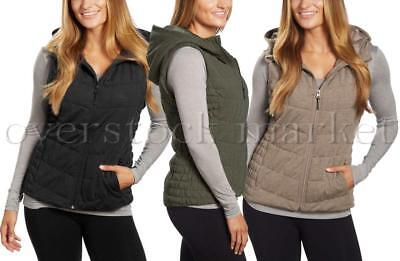 New Women's Be By Blanc Noir Hooded Vest!