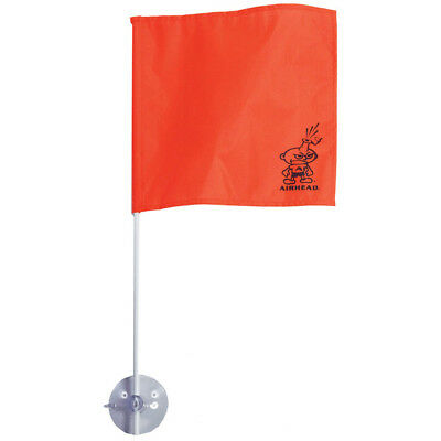 Flamme orange (ski, wake, bouée) - Airhead Flag Flame - Norme US
