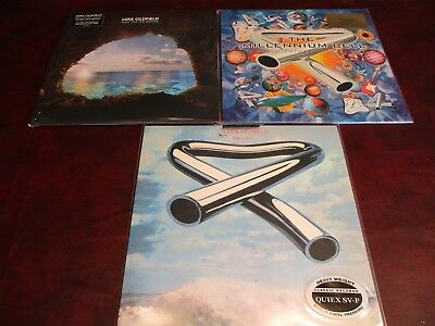 Mike Oldfield Classic Records Tubular Bells Audiophile 200 Gram Rare Lp+Bonuses