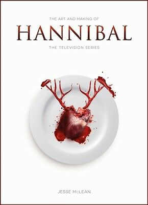 The Art and Making of Hannibal the TV Series (Paperback), McLean,...