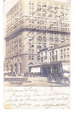 New York City West St. New Jersey Central Transportation Building Photo Pc, Nyc