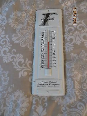 Flyway Mutual Insurance Company,Waupun Wisconsin since 1874 large thermometer