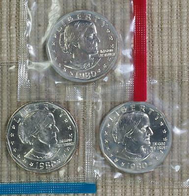 1980-PD&S In Mint Cello Susan B. Anthony Dollar - Best Value @ CherrypickerCoins