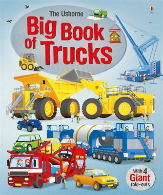 Big Book of Trucks by Megan Cullis - Hardcover - NEW - Book