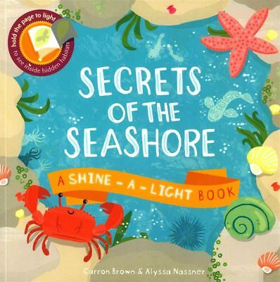 Secrets of the Seashore by Alyssa Nassner - Paperback - NEW - Book
