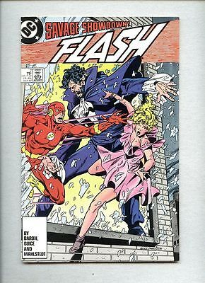 Flash #2-1987 fn- Vandal Savage Wally West