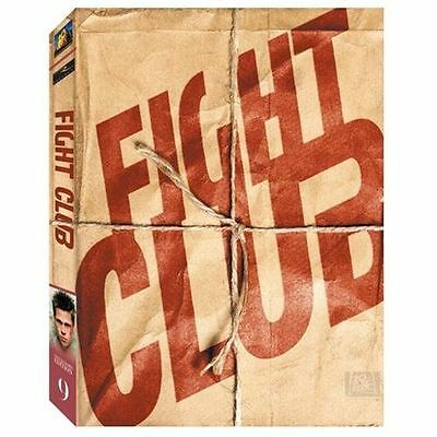 Fight Club (DVD, 2000, 2-Disc Set, Special Edition Double Digipack) FREE SHIPPIN