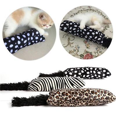 Cats Tail Stick Cat Mint Toys Catnip Cat Pillow Teeth Grinding Claws Funny Toy S