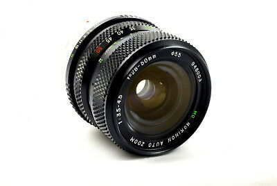 Y940 - Rokinon Auto Zoom 28-55mm f/3.5-4.5 Canon FD Manual Focus Lens -Very Good