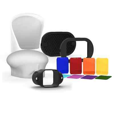 MagMod Professional Flash Kit  includes  MagGrip + MagSphere + MagGrid