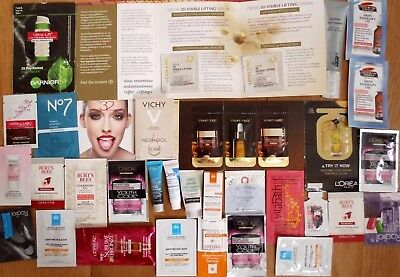 35 pc Huge lot of different samples new