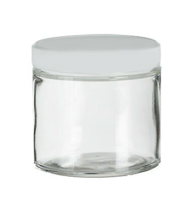 72x 30ml Empty Amber Glass Jar. Black Lid Straight Side Aromatherapy and Equipme