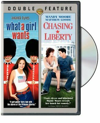 What A Girl Wants / Chasing Liberty [DVD] NEW!