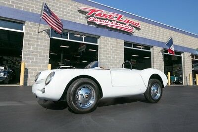 1955 Replica/Kit Makes 550 Ask About Free Shipping! 1955 Porsche 550 Spyder Replica Volkswagen Powered