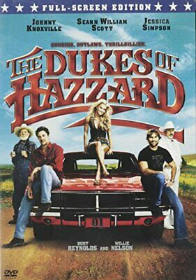 The Dukes of Hazzard (PG-13 Full Screen Edition) NEW!