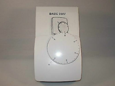 Watts Electronic Room thermostat WFHT-BASIC 230V Control range 5 ° to 86 ° F