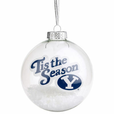 Byu Cougars Forever Collectibles Tis The Season Ball Ornament Christmas