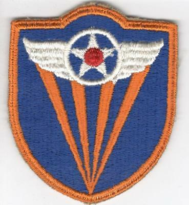 WW 2 US Army 4th Air Force Patch Inv# Z496