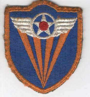 WW 2 US Army 4th Air Force Patch Inv# Z498