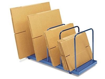 "Steel Carton Stand For Packing Area Box Organizer 42 x 18 x 23"" by ULINE"