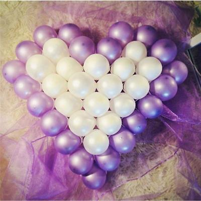 Large Heart Stars Shaped Big Balloon - Wedding Party Decoration New CB
