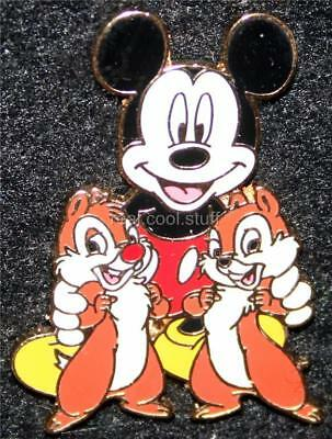 Booster Collection-Mickey Mouse & Friends - Chip n Dale