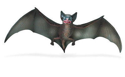 BROWN BAT Replica # 260629 ~ FREE SHIP/USA w/ $25.+ SAFARI LTD. Products