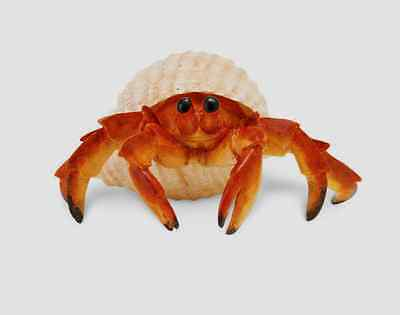 HERMIT CRAB  Replica  # 267529  FREE SHIP/USA $25+ SAFARI, LTD. Products