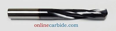 """1/2"""" (.5000"""") CARBIDE STUB LENGTH DRILL - TiALN COATED"""