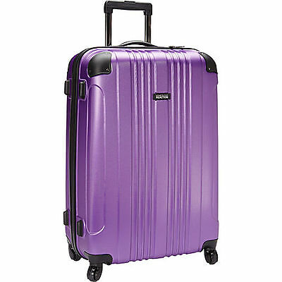 "Kenneth Cole Reaction Out of Bounds 28"" Molded Upright Spinner - Purple"