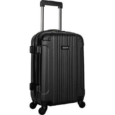 """Kenneth Cole Reaction Out Of Bounds 20"""" Hardside Spinner Luggage - Black"""